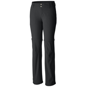 Columbia Saturday Trail II Convertible - Pantalon long Femme - noir